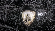 Lamborghini Gallardo Keyed Art