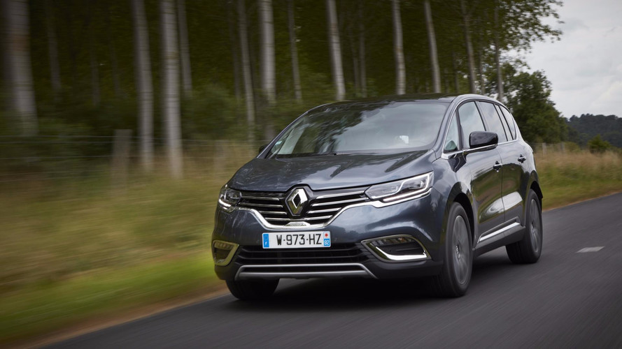 Renault Espace Gets Alpine Engine With 225 Horsepower