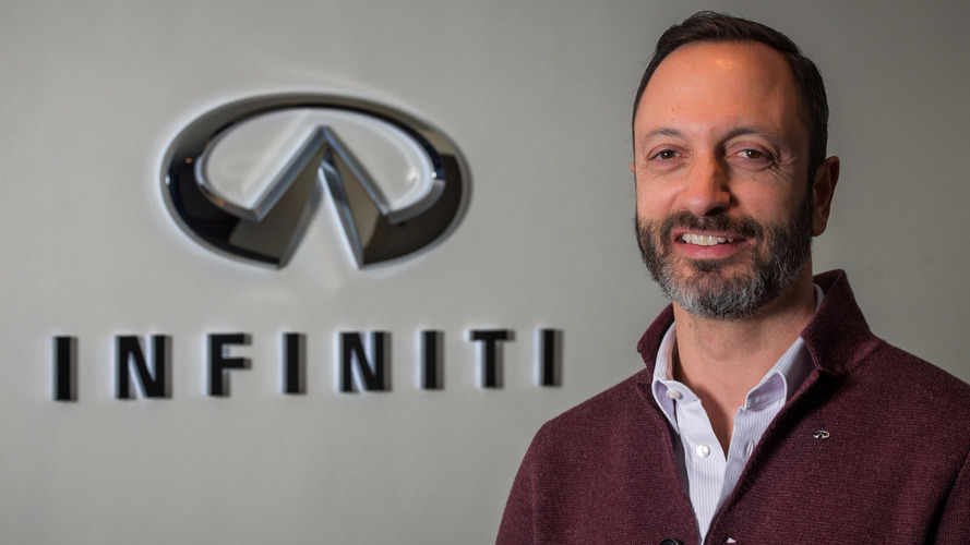 Infiniti hires ex-BMW designer Habib as new design chief