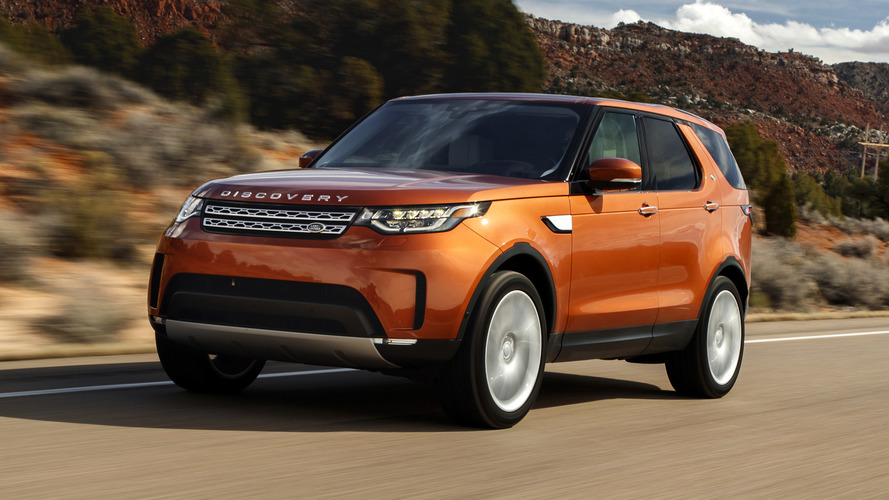 Land Rover Considers Expanding Discovery Range, Says Design Chief