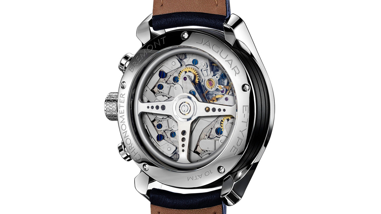 Chrono Bremont Jaguar Type E