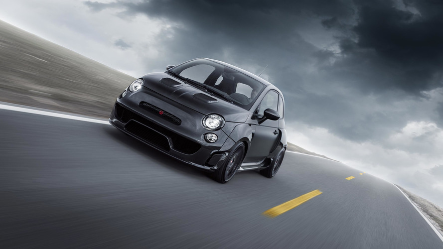 Pogea Racing's Fiat 500 Abarth Packs 405 HP Into Carbon Fiber Widebody