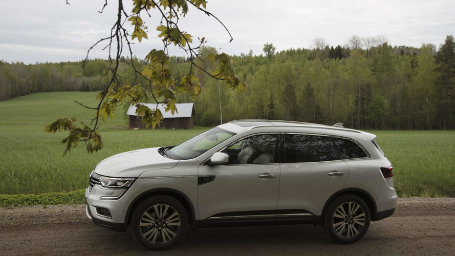 2018 Renault Koleos Review: Appealing Car Faces Stiff Competition