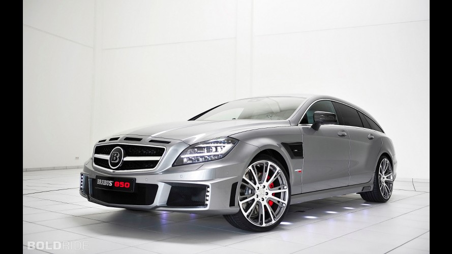 Brabus Mercedes-Benz 850 Shooting Brake Biturbo