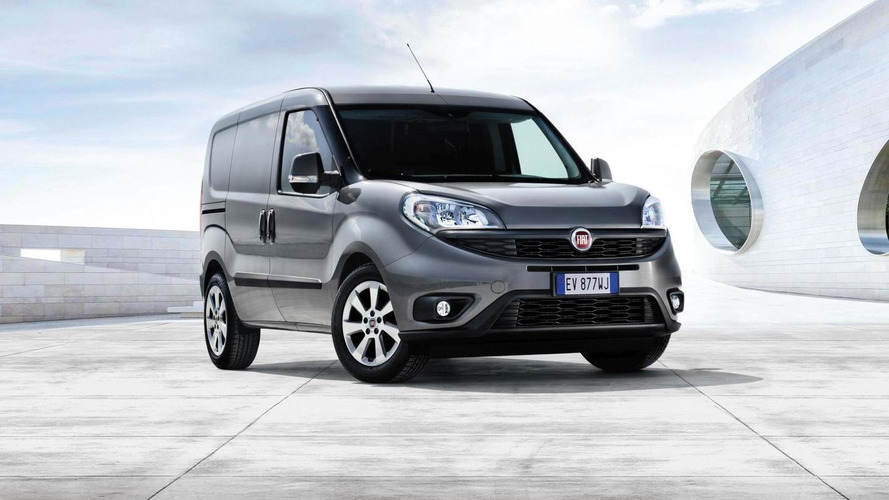 Facelifted Fiat Doblo debuts at 2014 Hanover IAA