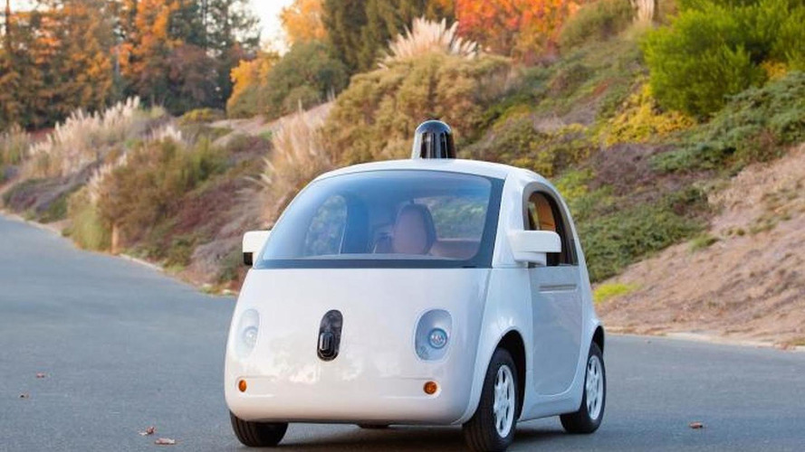 Ford could build Google's autonomous car