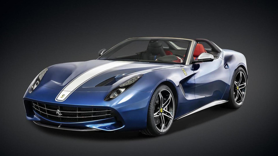 Ferrari F60America officially revealed as a roofless F12 Berlinetta