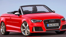 Audi RS3 Cabriolet