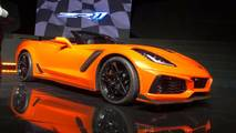 Hit: 2018 Chevy Corvette ZR1 Convertible
