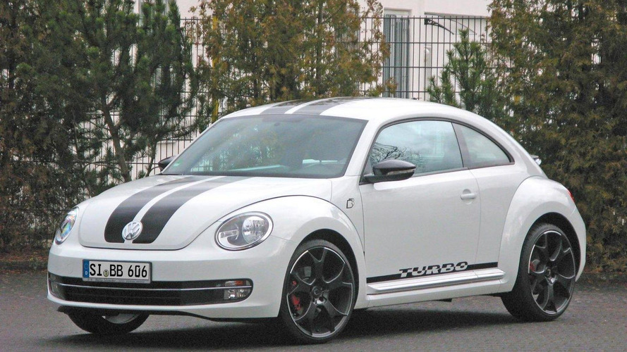 2012 Volkswagen Beetle TFSI with 320 HP by B&B