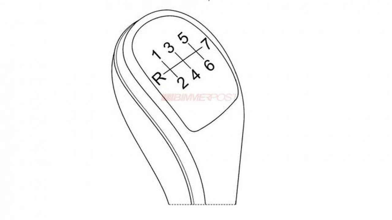 BMW 7-speed manual transmission patent designs, 1000, 07.06.2012