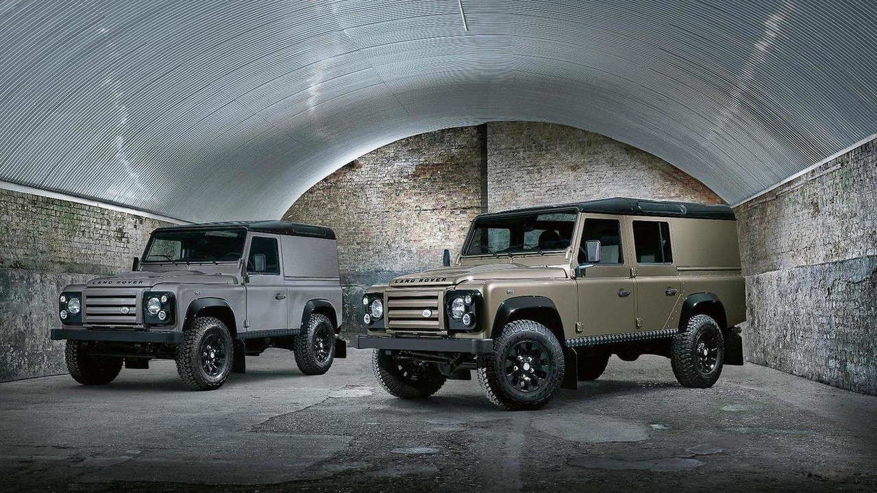 2012 Land Rover Defender X-Tech Limited Edition 09.07.2012