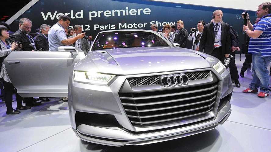 Audi A8 matrix-beam headlights banned in United States