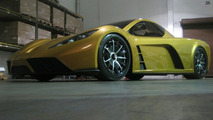 Kepler Motors reveals new footage of the Motion hybrid supercar [videos]