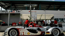 Audi R15 TDI in 2009 12 Hours of Sebring