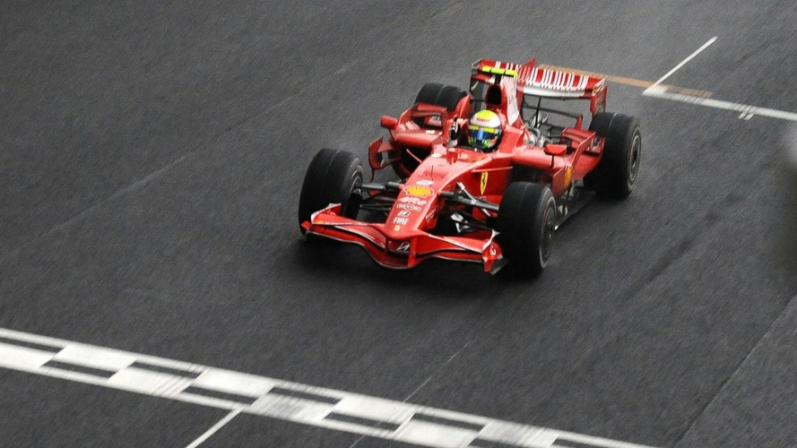No date set for Massa test - Ferrari