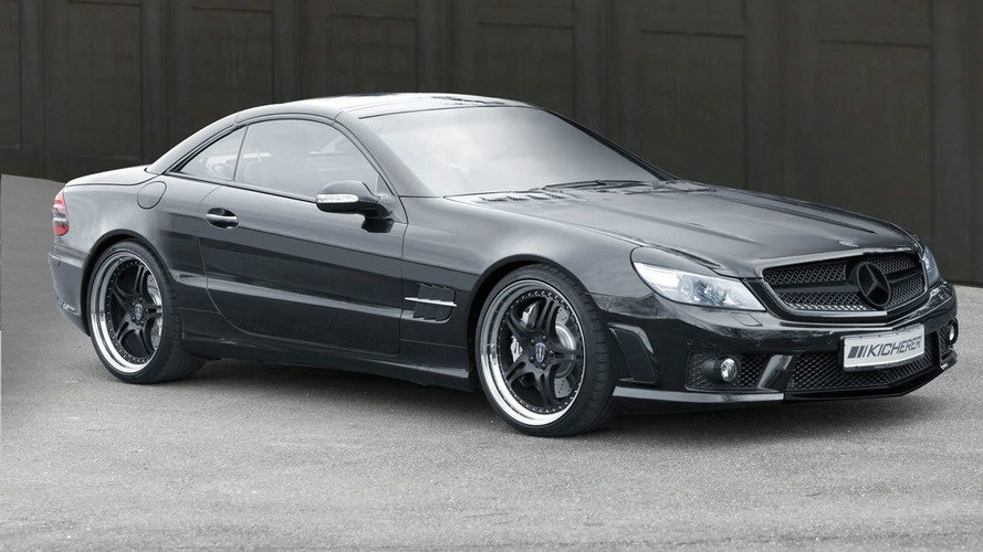 Kicherer Updates SL 63 RS facelift package