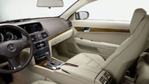Mercedes-Benz E-Class Coupé, interior Elegance