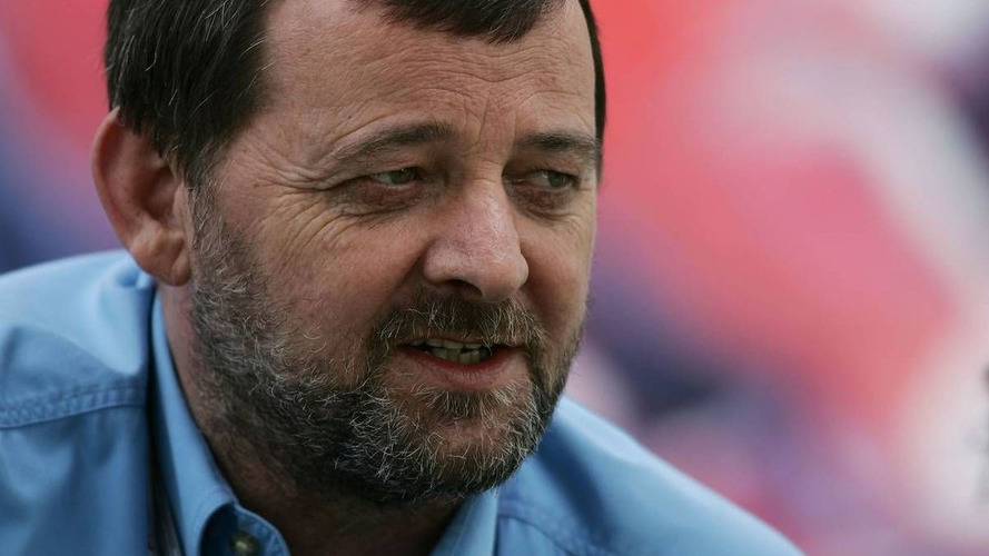 Stoddart has 'no time' for F1 team return