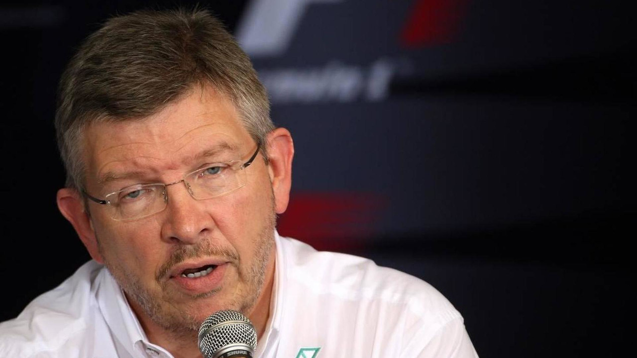 Ross Brawn (GBR) Team Principal, Mercedes GP Petronas - Formula 1 World Championship, Rd 13, Belgium Grand Prix, 27.08.2010 Spa, Belgium