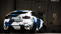 BMW X6 M Stealth by Inside Performance 30.4.2013