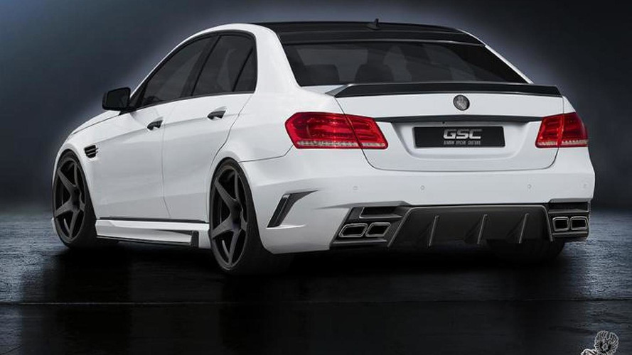 German Special Customs tunes the Mercedes E-Class facelift