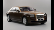Rolls-Royce Ghost bicolore