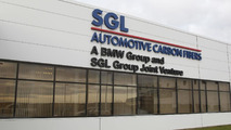 BMW / SGL Carbon fiber plant in Lake Moses
