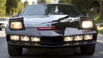 KITT replica car