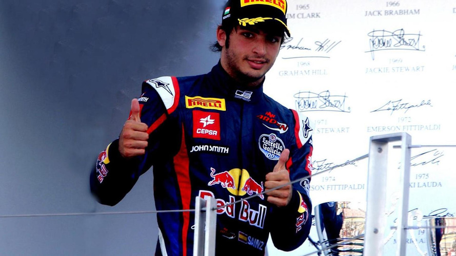 2014 could be F1 prelude for Sainz jr - father