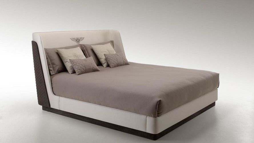 Bentley unveils their new... furniture collection