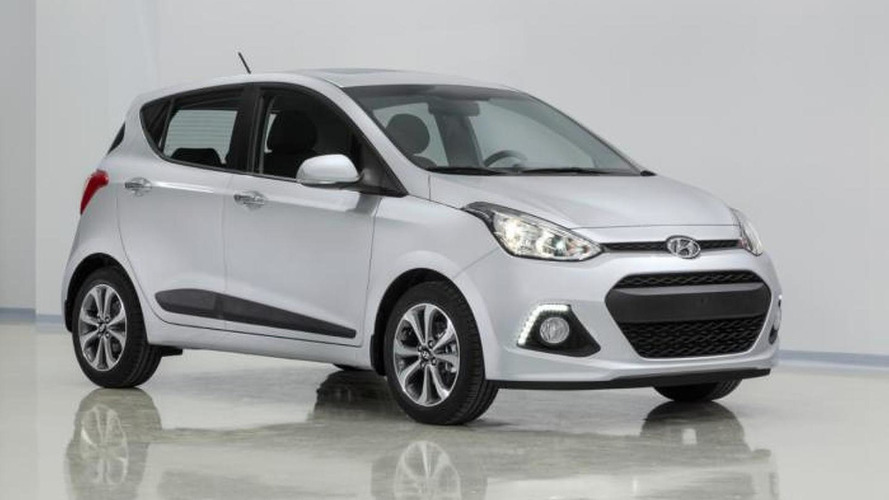 2014 Hyundai i10 goes official