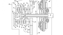 GM seven-speed dual-clutch transmission patent photo 27.9.2013