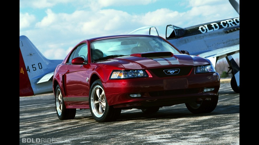 Ford Mustang 40th Anniversary