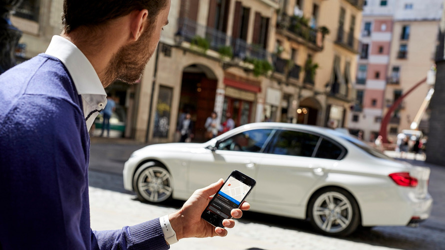 BMW Connected personal mobility service launches in Europe
