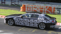 2013 BMW 6-Series 4-door GranCoupe with M-Sport Package spied (ring) 23.08.2011