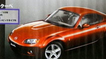 Mazda MX-5 Coupe Speculation