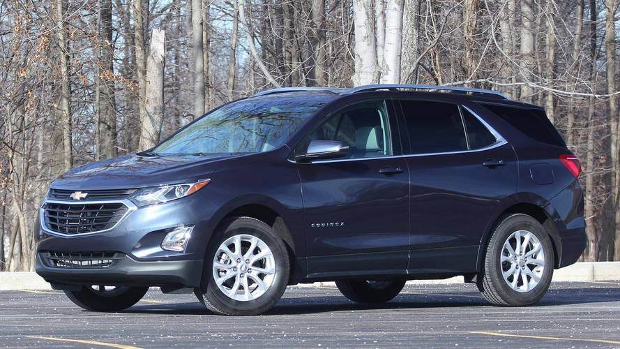 2018 Chevy Equinox Diesel Review: Going The Distance