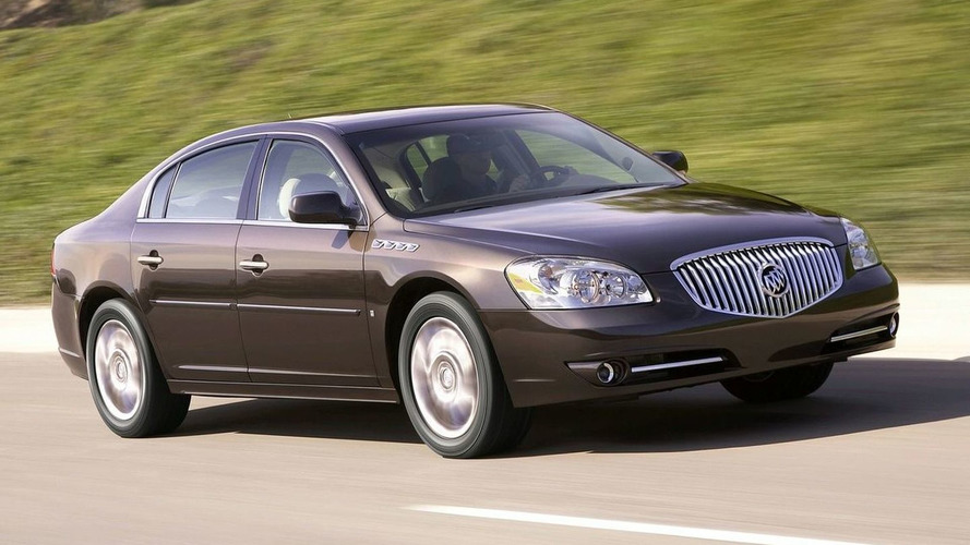 2008 Buick Lucerne Super Pricing Announced (US)
