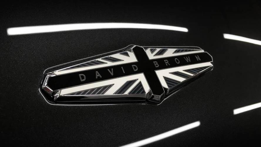 David Brown set to reveal new 'performance' GT in Geneva