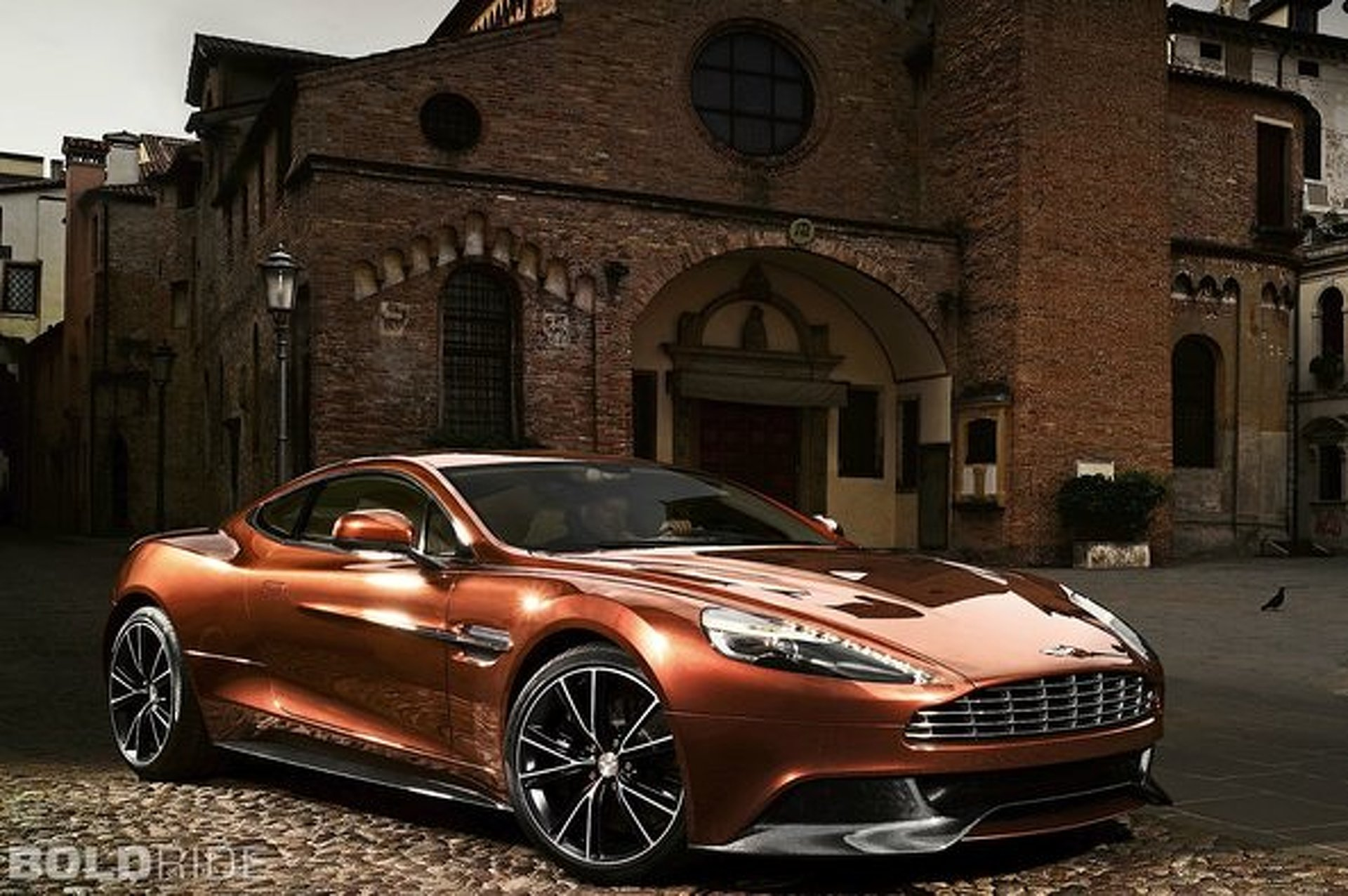 Aston Martin to be Acquired by Former Ducati Owner