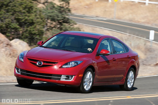 Mazda6 Recall Caused by...Spiders?