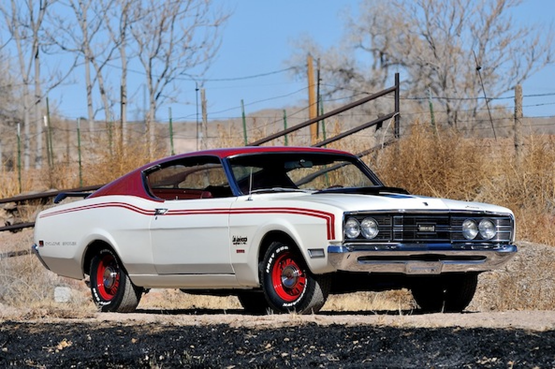 The Story of the Mercury Cyclone