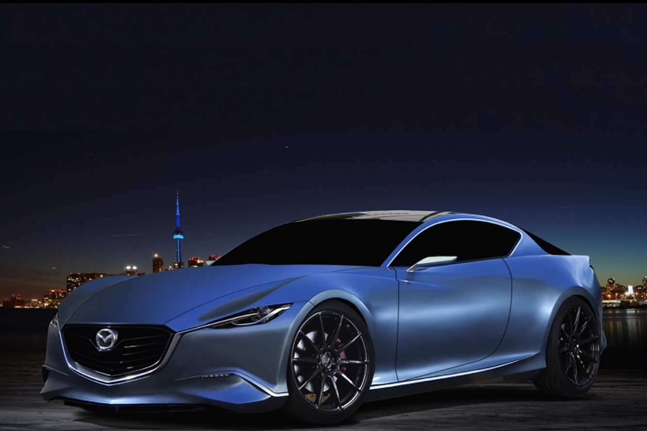 Mazda Patents Suggest a New RX-7 Could Be on the Way