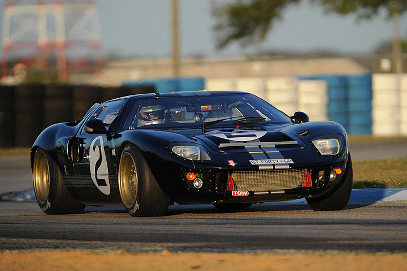 Get Ford GT40 Performance for Less Than You'd Expect