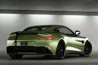 Bold Ride of the Week: 2013 Wheelsandmore Aston Martin Vanquish