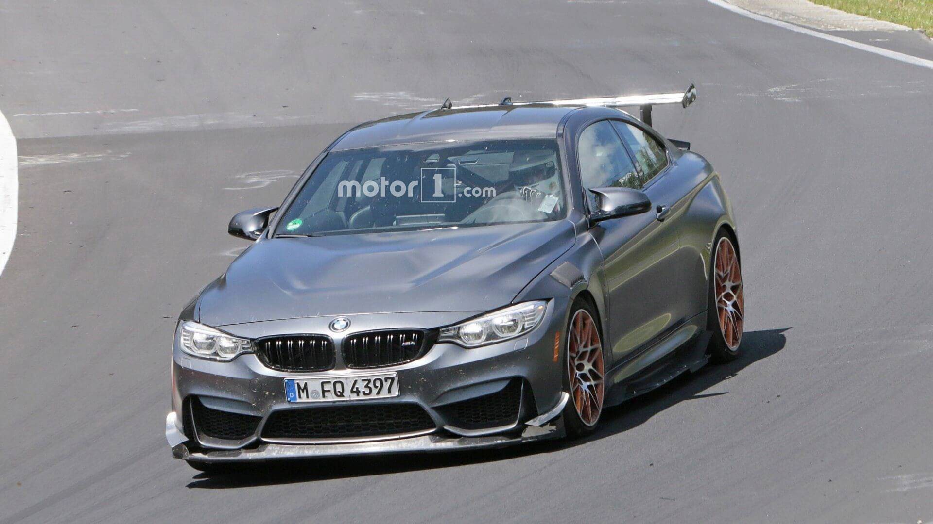 2019-bmw-m​4-gts-spy-​photo