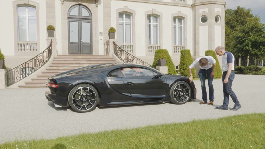 Bugatti Video Focuses On Little Details That Make Chiron So Fast