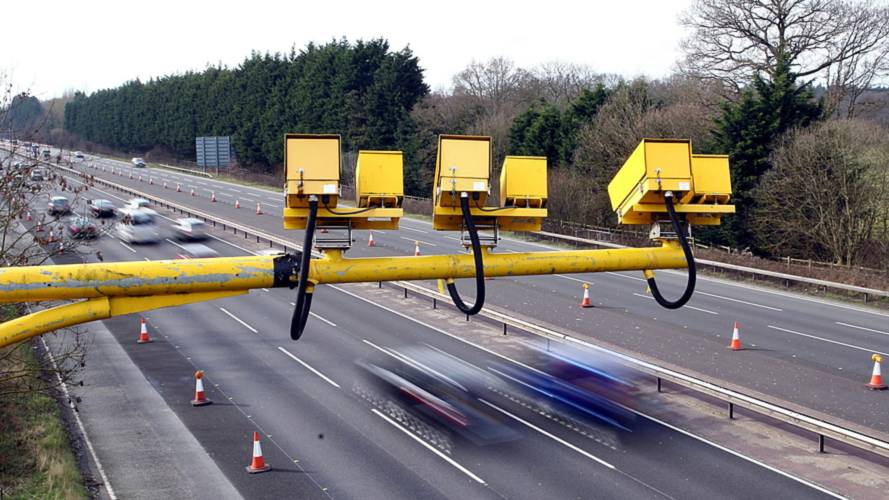 Drivers think that average speed cameras are more effective than others
