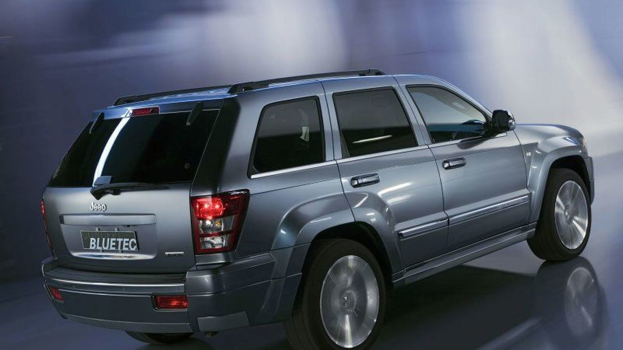BLUETEC Jeep Grand Cherokee